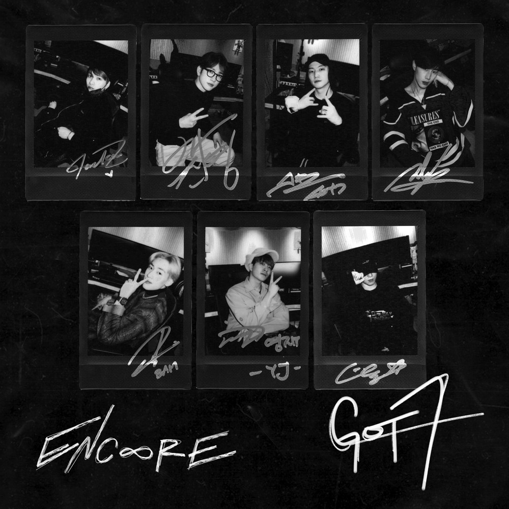 "GOT7's ""ENCORE"" promises 'We Will Sing For You'"